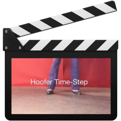"Tap-Training ""Hoofer Time-Step / Rhythm Time-Step"""