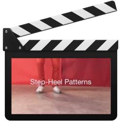 "Step-Training ""step-heel patterns"""